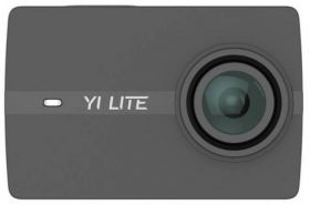 Экшн-камера YI Lite Action Camera International Edition (черный)