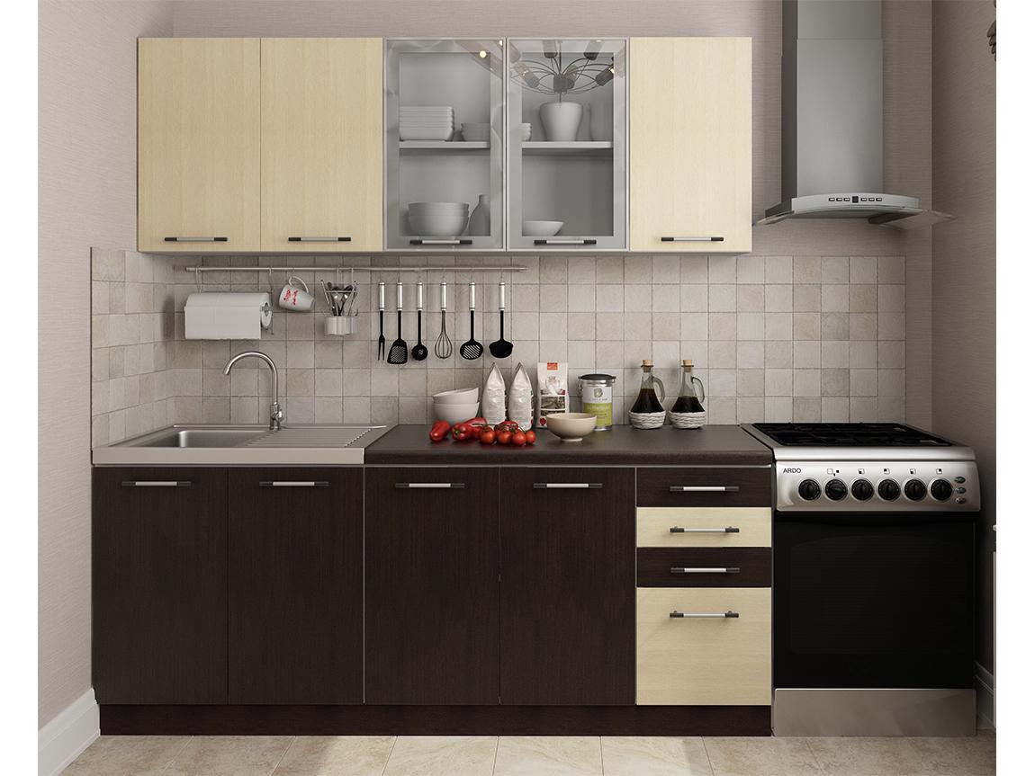 Кухня Олеся  длина 2000
