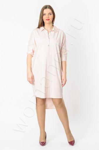 Платье-Рубашка Турция 827