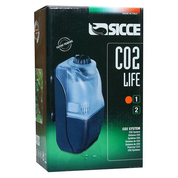 SICCE CO2 LIFE 2 генератор углекислого газа для аквариума