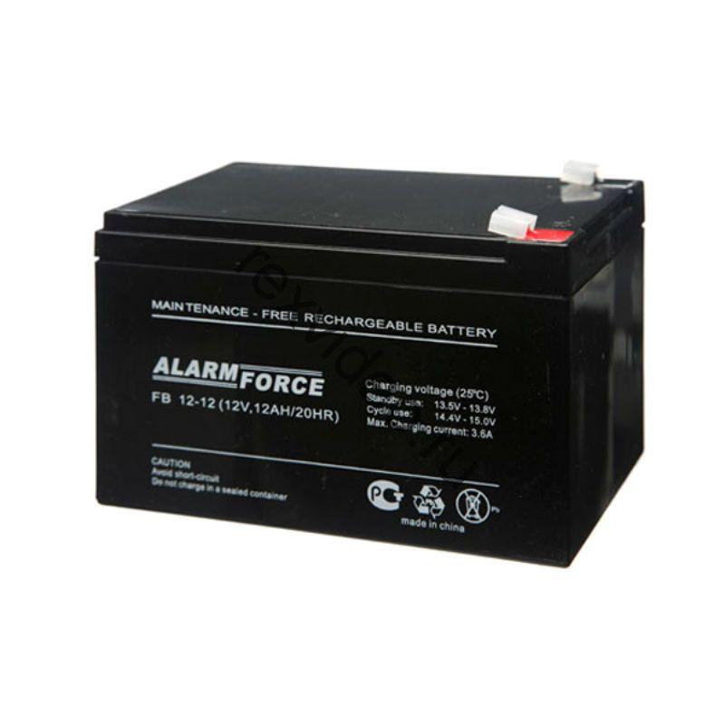 Аккумуляторная батарея 12В, 12 А*ч