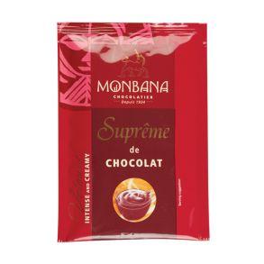 """Горячий шоколад Monbana """"Густой шоколад"""", 25 гр"""