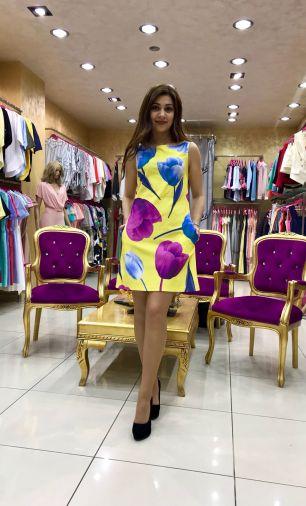 Платье Турция 3570 ж