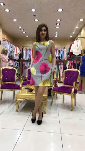 Платье Турция 3570 с
