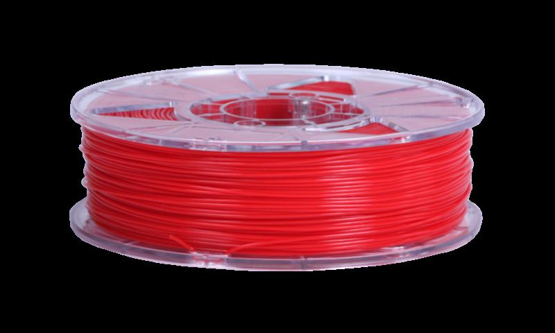 PLA пластик ECOFIL разных цветов 1.75 мм, вес 1 кг.