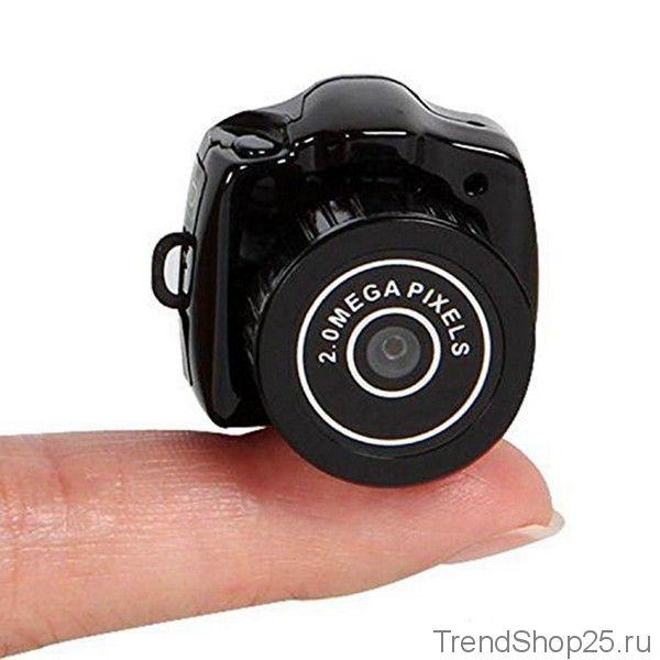 Самая маленькая видеокамера MINI CAMCORDER Y2000
