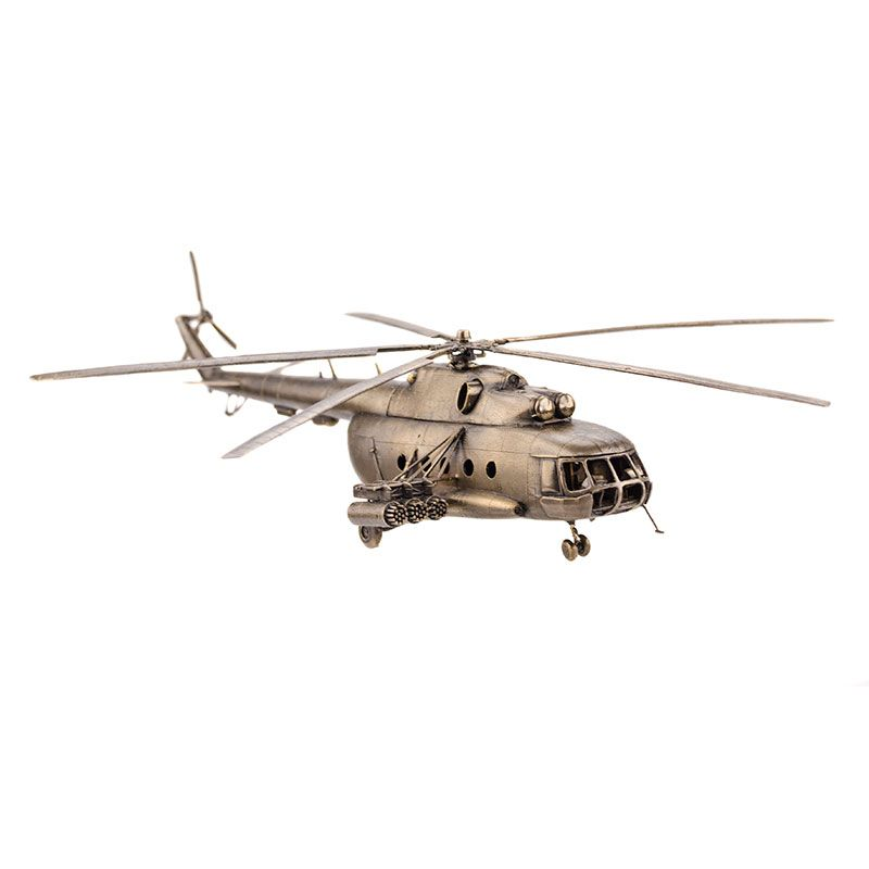 Вертолёт МИ-8МТ(1:72)