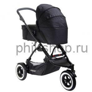 Адаптеры (пара) для установки люльки на коляску Phil and Teds Dot Люльки для новорожденного Phil and Teds Snug Carrycot.