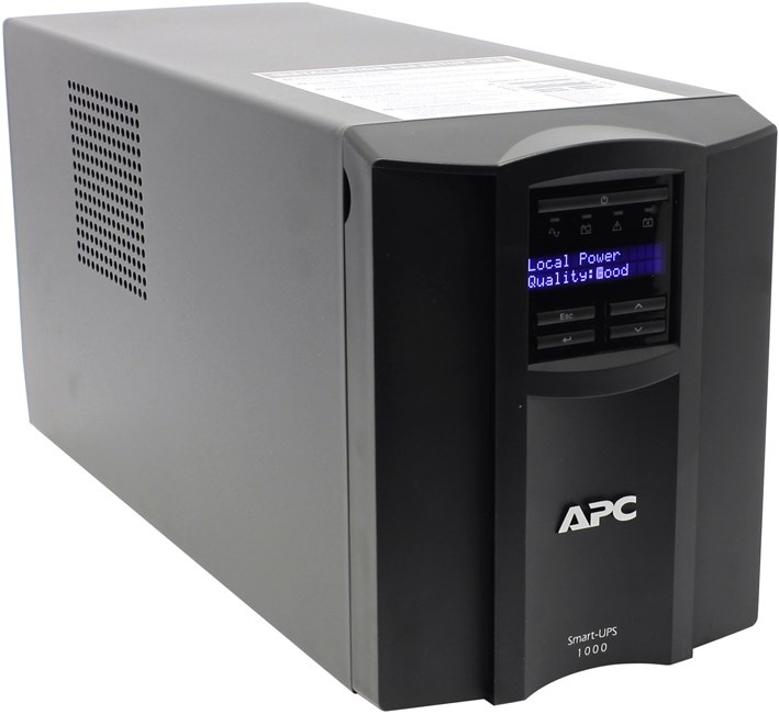 ИБП APC by Schneider Electric Smart-UPS SMT1000I