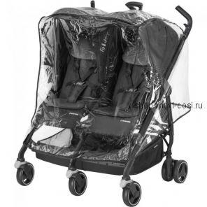 Дождевик к коляске Maxi Cosi Dana For 2 для двойни (Макси Кози Дана  Дуо для двойни)