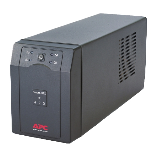 ИБП APC by Schneider Electric Smart-UPS SC420I
