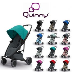 Quinny Zapp Flex Plus , Прогулочная коляска Quinny Zapp Flex Plus (Квинни Запп Флекс Плюс)