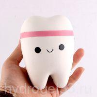 сквиши зуб