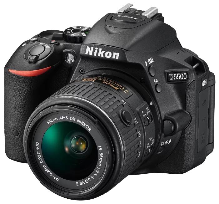 Nikon D5500 kit 18-55 DX