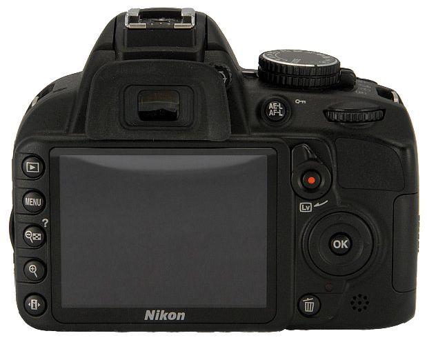 Nikon D3100 kit 18-55 mm