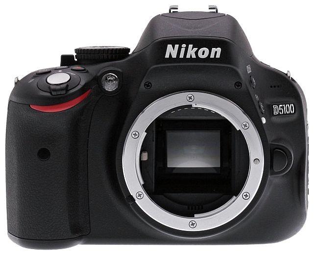 Nikon D5100 Body