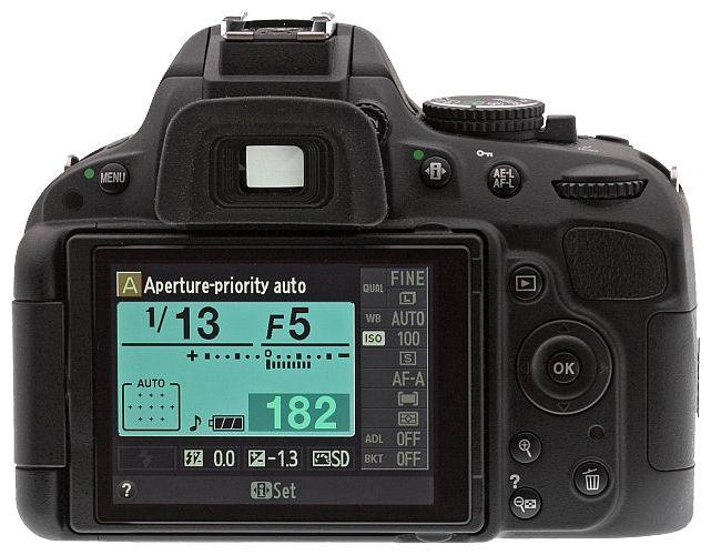 Nikon D5100 kit 18-55 DX