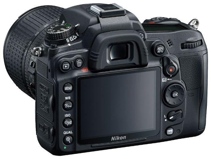 Nikon D7000 kit 18-55 mm