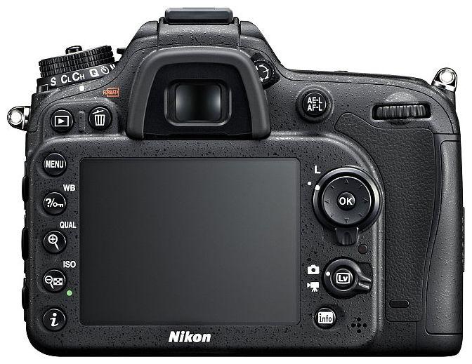 Nikon D7100 kit 18-55 mm