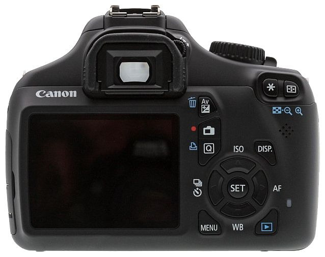 Canon EOS 1100D Kit 18-55 mm