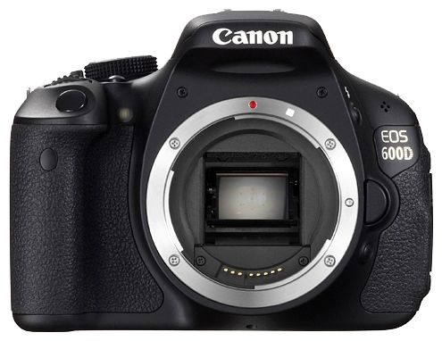 Canon EOS 600D Body (РСТ)