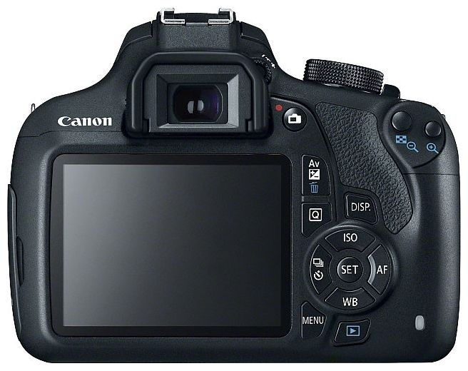 Canon EOS 1200D kit 18-55 DC III