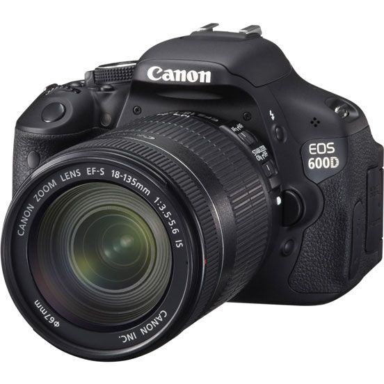 Canon EOS 600D Kit 18-135 IS (РСТ)