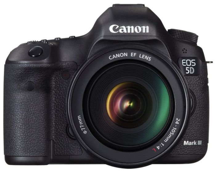 Canon EOS 5D Mark III kit EF 24-105 f/4 L IS USM