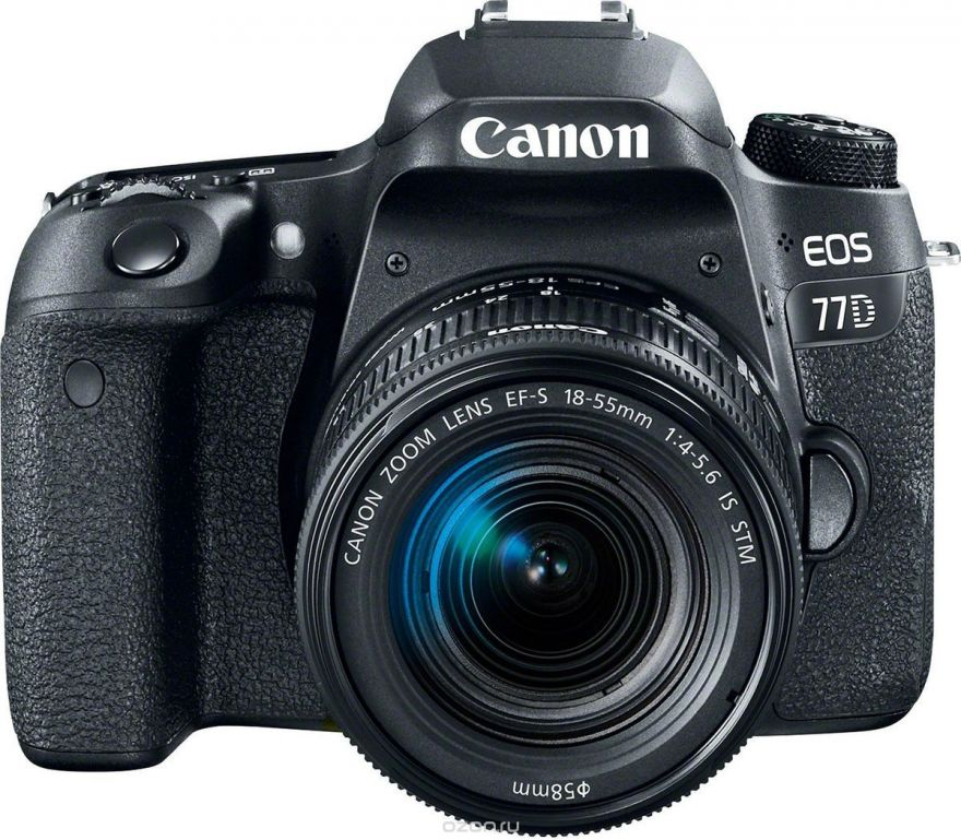 Canon EOS 77D kit 18-55 mm