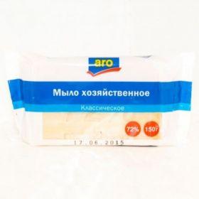 Мыло хоз 72% 150г аро
