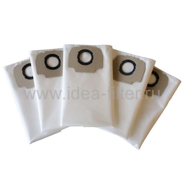 IDEA K-10 - мешок для пылесоса KARCHER WD 7.700 одноразовый 5 штук