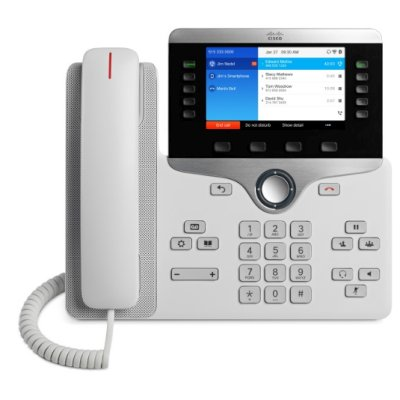 CP-8861-W-K9= Телефон Cisco IP Phone 8861 White