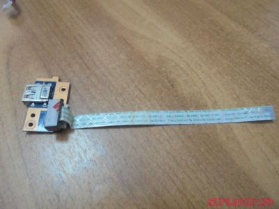 USB разъем шлейф dell inspirion 3521