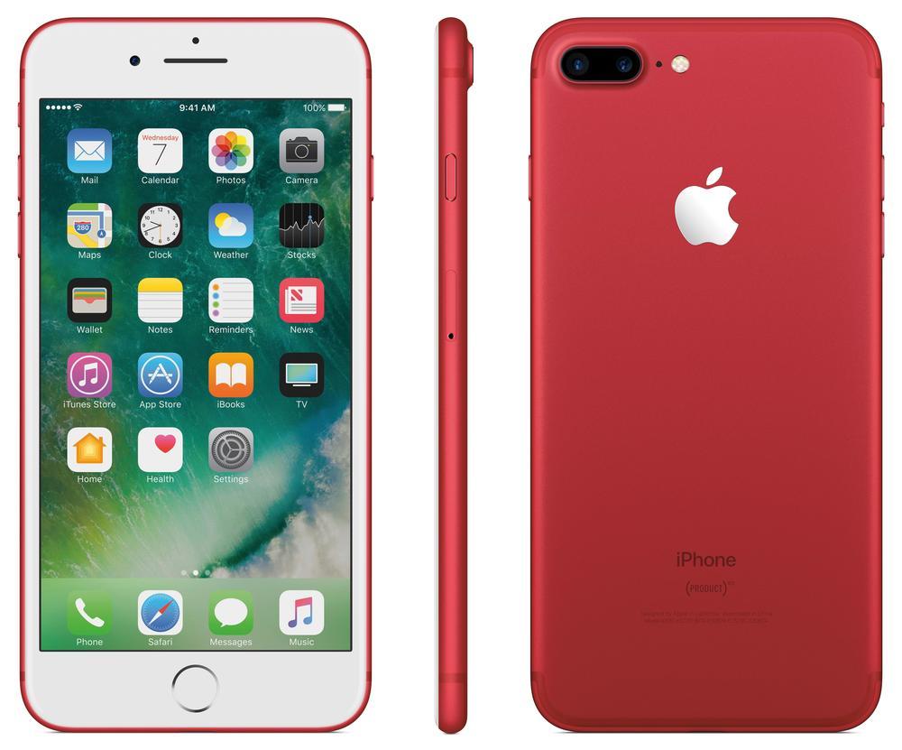 Apple iPhone 7 Plus 128GB LTE Red
