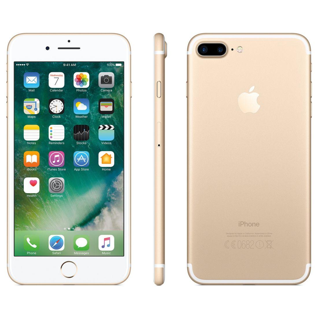 Apple iPhone 7 Plus 128GB LTE Gold