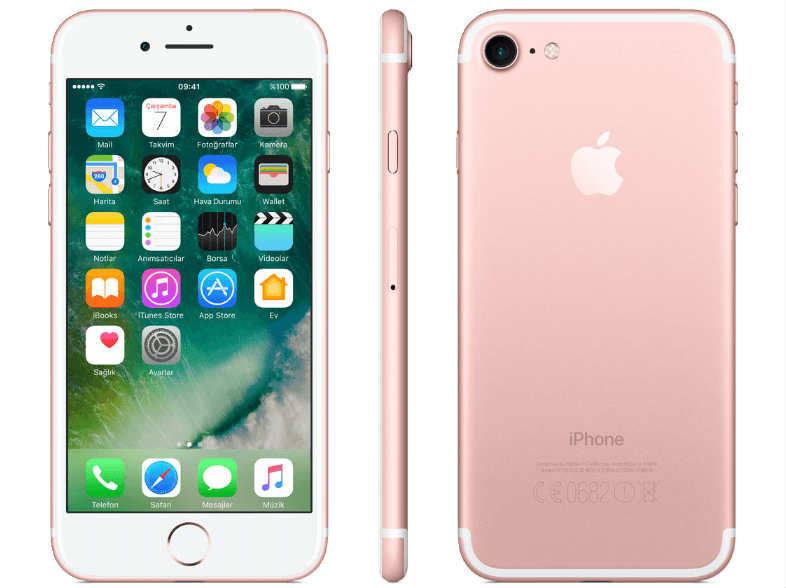 Apple iPhone 7 128GB LTE Rose Gold