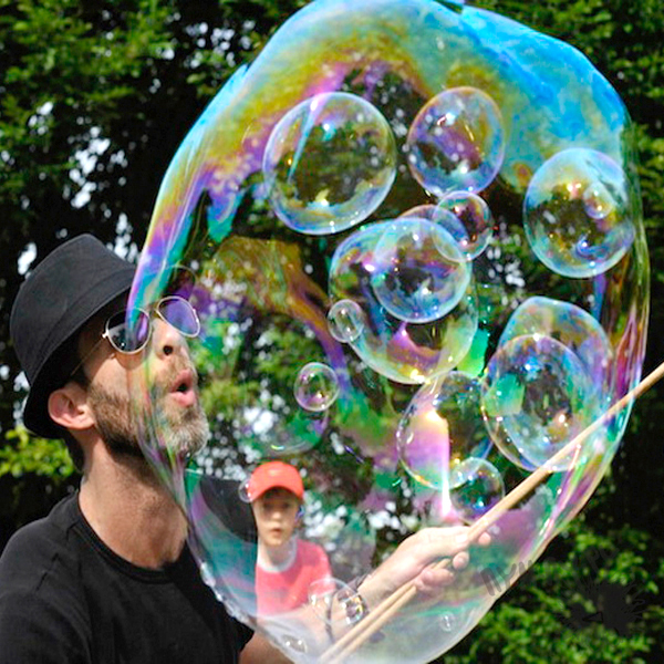 Мыльные пузыри гигантские Меч