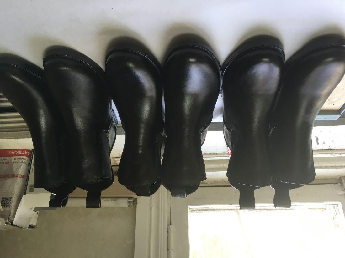 Ботинки детские конно спортивные