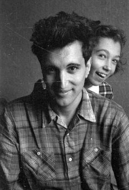 Маша и Юра (1956-57 гг.)