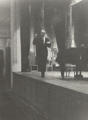 Дом Ученых, Москва, 1960-е гг.