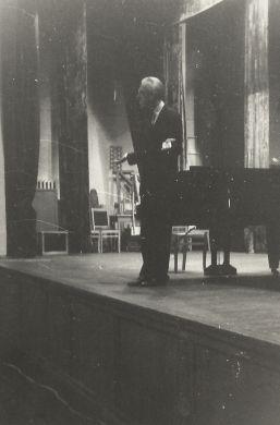 Москва, Дом ученых, 1960-е гг.
