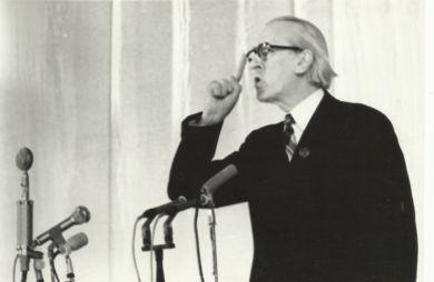 Минск, 1 марта 1974 г., Открытие недели музыки