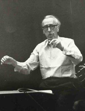 """репетиция """"реквиема"""", г. Рига,  1965 г."""