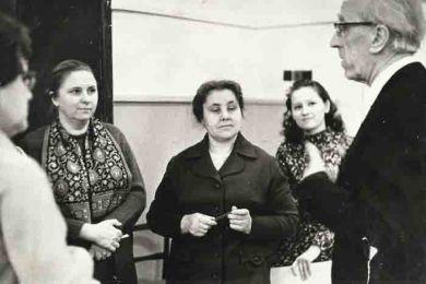 В школе №209, Москва