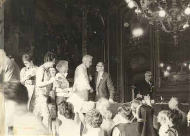 Конференция ИСМЕ, Дижон, Франция, 1968 г.