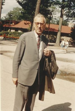 7-я Конференция ИСМЕ, Г,.Интерлохен, США, 1966 г.