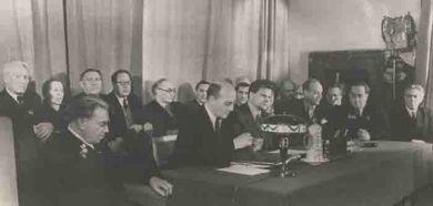 2-й (?) съезд композиторов СССР.