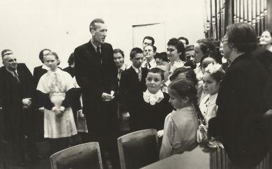 С учениками класса В.В.Чертовой