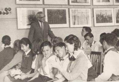 в 31 счредней общеобразовательной школе г. Москва, 1964 г.