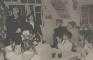 Шанхай, детский театр, 1951 г.